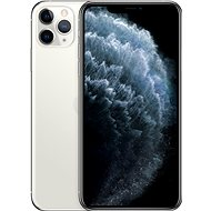 iPhone 11 Pro Max 64GB silver - Mobile Phone