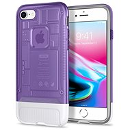 Spigen Classic C1 Grape iPhone 8/7 - Mobile Case