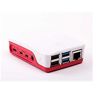 RASPBERRY Pi Case White/Pink - Case