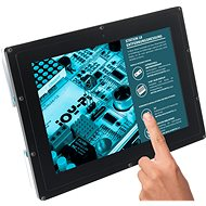 """JOY-IT RASPBERRY PI Touch Display 10"""" with Frame + Rpi Bracket - LCD Monitor"""