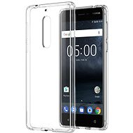 Nokia Hybrid Crystal Case CC-704 for Nokia 5 - Protective Case