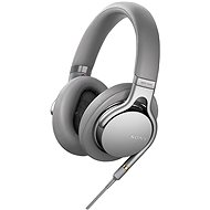 Sony Hi-Res MDR-1AM2 Silver - Headphones