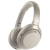 Sony Hi-Res WH-1000XM3, Platinum Silver
