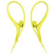 Sony MDR-AS410APY yellow - Headphones