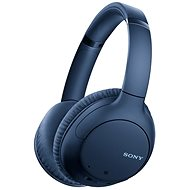 Sony WH-CH710N, Blue - Wireless Headphones