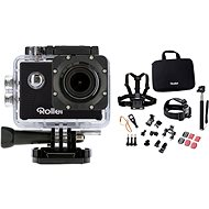 Rollei ActionCam 372 + Complete Outdoor Accessories Kit