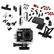 Rollei ActionCam 372 + 49-Piece Accessory Kit - Outdoor Camera