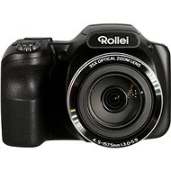 Rollei Powerflex 350 black - Digital Camera
