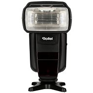 Rollei Professional External Flash 56F/For NIKON and CANON SLR Cameras - External Flash