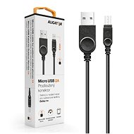 ALIGATOR Outdoor Data Cable. Phones, 2A, Black