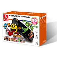 ATARI FLASHBACK PORTABLE RETRO CONSOLE - 80 GAMES - 2018 - Game Console