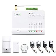 EVOLVEO SONIX Wireless GSM Alarm - Security Alarm