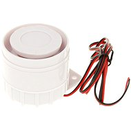 EVOLVEO Indoor Wired Mini Siren for Alarmex/Sonix - Accessories