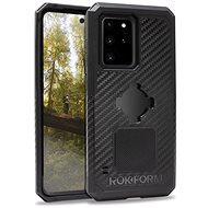 Rokform Rugged for Samsung Galaxy S20 Ultra, Black - Mobile Case