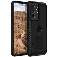 Rokform Cover Rugged for Samsung Galaxy S21 Ultra Black - Mobile Case