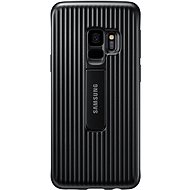 Samsung Galaxy S9 Protective Standing Cover Black - Mobile Case