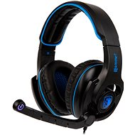 Sades Hammer black/blue - Gaming Headset