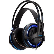 Sades Diablo black/blue - Gaming Headset