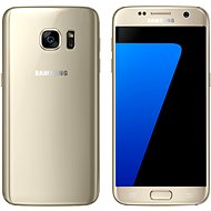 Samsung Galaxy S7 (SM-G930F) Gold - Mobile Phone