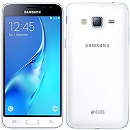 Samsung Galaxy J3 Duos (2016) White - Mobile Phone