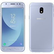 Samsung Galaxy J3 (2017) Silver - Mobile Phone