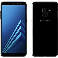 Samsung Galaxy A8 Black - Mobile Phone