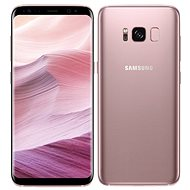 Samsung Galaxy S8 Pink - Mobile Phone