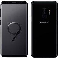 Samsung Galaxy S9 Duos Black - Mobile Phone