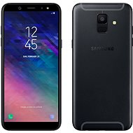 Samsung Galaxy A6 Black - Mobile Phone