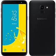 Samsung Galaxy J6 Duos Black - Mobile Phone