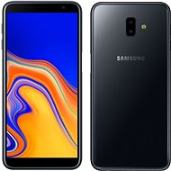 Samsung Galaxy J6+ Dual SIM black - Mobile Phone