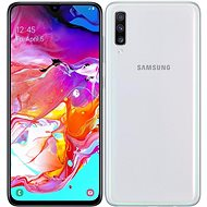 Samsung Galaxy A70 Dual SIM White - Mobile Phone