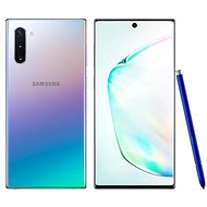 Samsung Galaxy Note10 Dual SIM silver - Mobile Phone