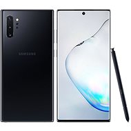 Samsung Galaxy Note10 + Dual SIM black - Mobile Phone