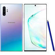 Samsung Galaxy Note10 + Dual SIM 512GB Gradient Silver - Mobile Phone