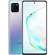 Samsung Galaxy Note10 Lite, Gradient Silver - Mobile Phone