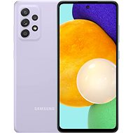 Samsung Galaxy A52 5G Purple - Mobile Phone
