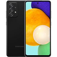 Samsung Galaxy A52 Black - Mobile Phone