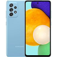 Samsung Galaxy A52 Blue - Mobile Phone