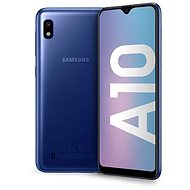 Samsung Galaxy A10 blue - Mobile Phone