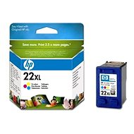 HP C9352CE No. 22XL Colour - Cartridge
