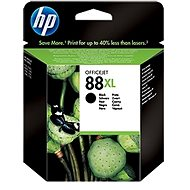 HP 88XL High Yield Black Original Ink Cartridge (C9396AE) - Cartridge