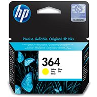 HP 364 Yellow Original Ink Cartridge (CB320EE) - Cartridge