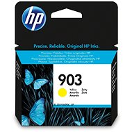 HP 903 Yellow Original Ink Cartridge (T6L95AE) - Cartridge