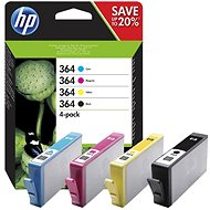 HP N9J73AE no. 364 multipack - Cartridge