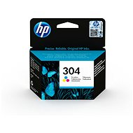 HP N9K05AE No. 304 Tri-colour - Cartridge