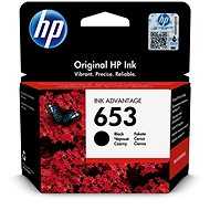 HP 3YM75A No. 653, Black - Cartridge