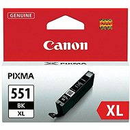 Canon CLI-551BK XL black - Cartridge