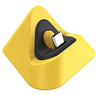 Dobe Charging Stand for Switch Lite, Yellow