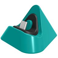 Dobe Charging Stand for Switch Lite, Green